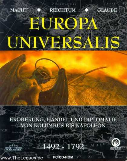 Misc. Games - Europa Universalis