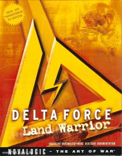 Misc. Games - Delta Force: Land Warrior