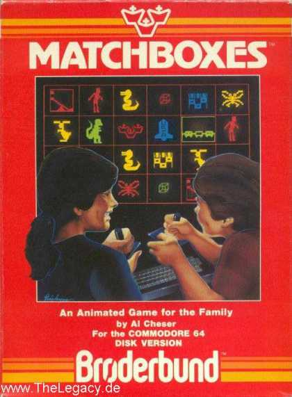 Misc. Games - Matchboxes