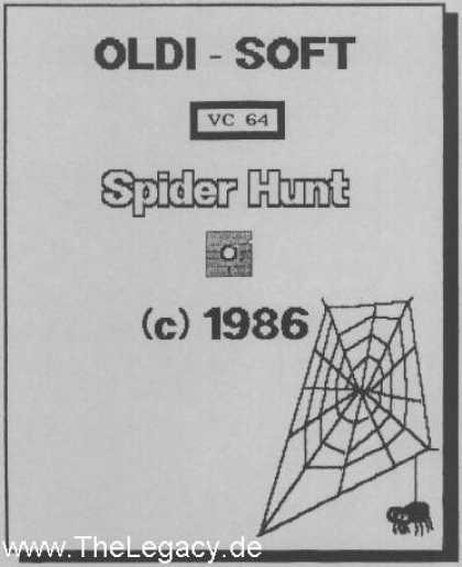 Misc. Games - Spider Hunt