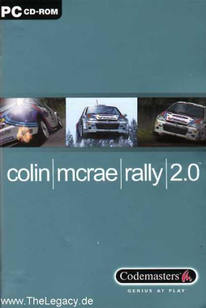 Misc. Games - Colin McRae Rally 2.0