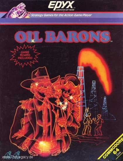 Misc. Games - Oil Barons