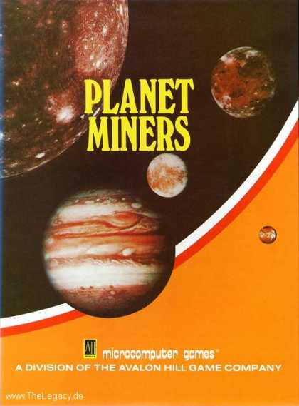 Misc. Games - Planet Miners