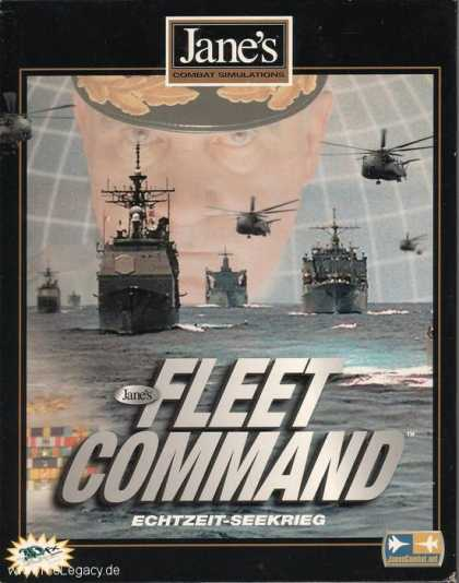 Misc. Games - Fleet Command