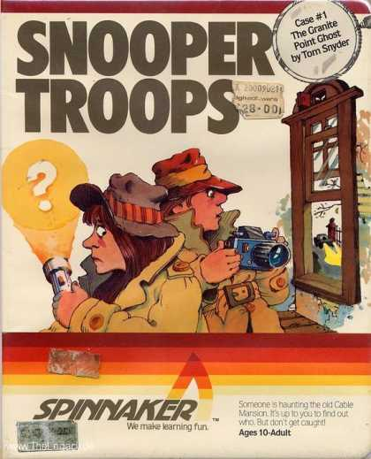 Misc. Games - Snooper Troops
