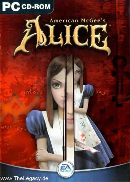Misc. Games - American McGee's Alice