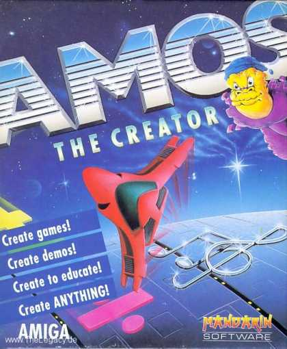 Misc. Games - Amos: The Creator