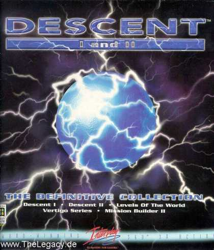 Misc. Games - Descent I+II: The Definitive Collection