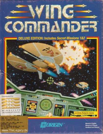 Misc. Games - Wing Commander: Deluxe Edition