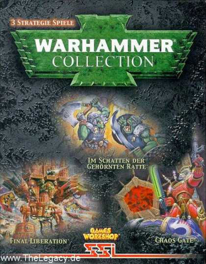 Misc. Games - Warhammer Collection