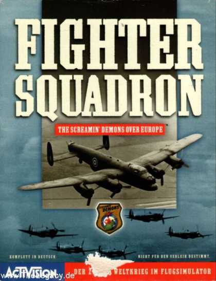 Misc. Games - Fighter Squadron
