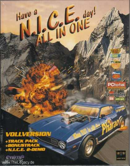 Misc. Games - Have a N.I.C.E. Day!: All in One