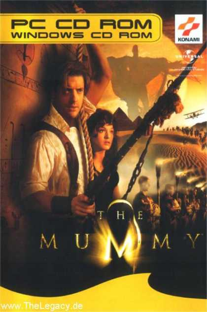 Misc. Games - Mummy, The