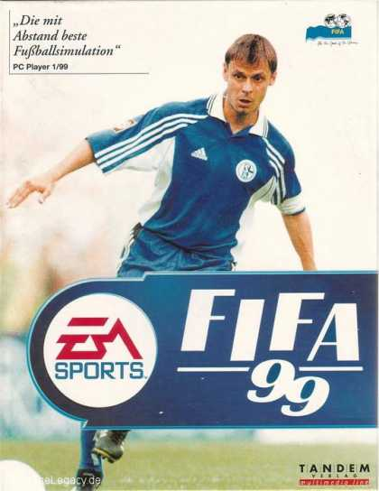 Misc. Games - FIFA 99