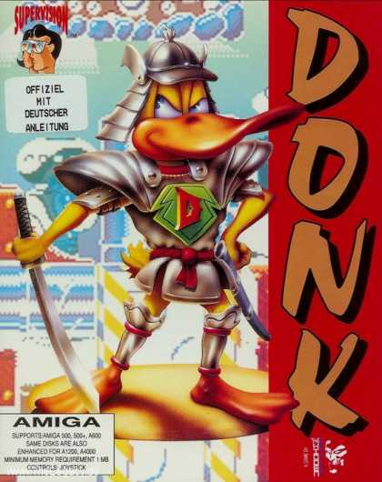 Misc. Games - Donk
