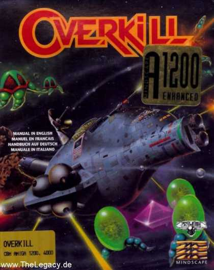 Misc. Games - Overkill