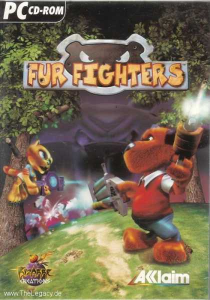 Misc. Games - Fur Fighters