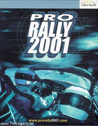 Misc. Games - Pro Rally 2001