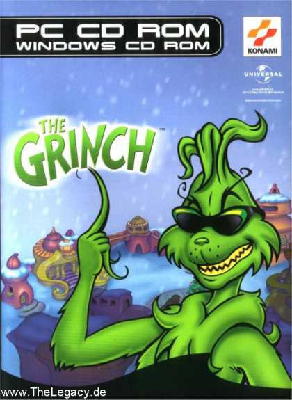 Misc. Games - Grinch, The