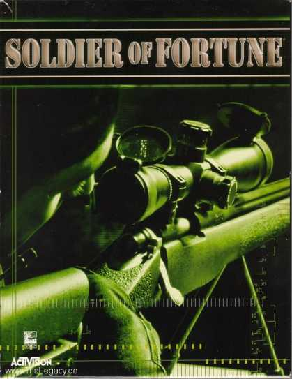 Misc. Games - Soldier of Fortune