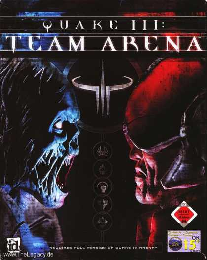Misc. Games - Quake III: Team Arena
