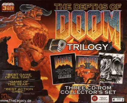 Misc. Games - Depths of Doom Trilogy, The