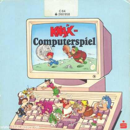 Misc. Games - Knax - Computerspiel