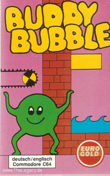Misc. Games - Buddy Bubble