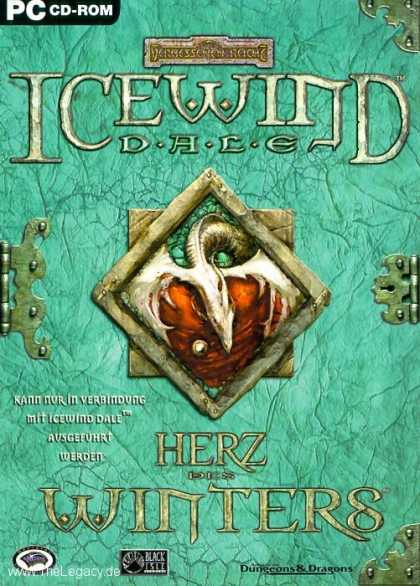 Misc. Games - Icewind Dale: Heart of Winter