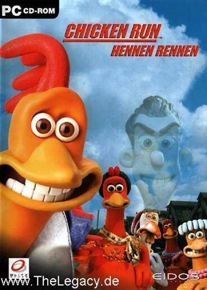 Misc. Games - Chicken Run: Hennen Rennen