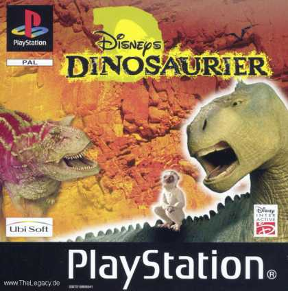 Misc. Games - Dinosaurier