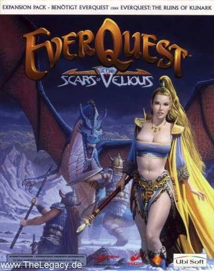 Misc. Games - EverQuest: Scars of Velious
