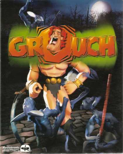 Misc. Games - Grouch