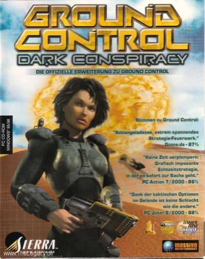 Misc. Games - Ground Control: Dark Conspiracy