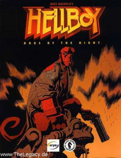 Misc. Games - Hellboy: Dogs of the Night