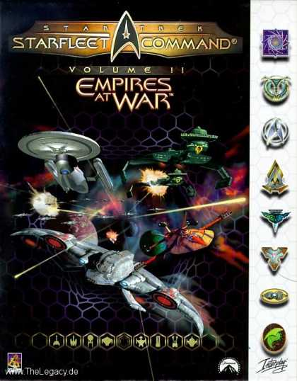 Misc. Games - Star Trek - Starfleet Command Volume II: Empires at War