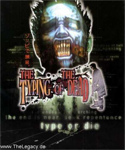 Misc. Games - Typing of the Dead, The
