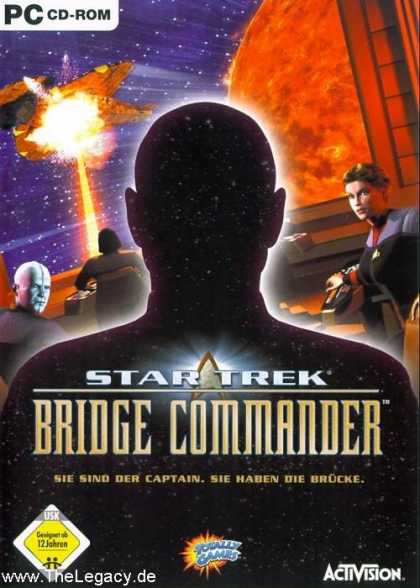 Misc. Games - Star Trek: Bridge Commander