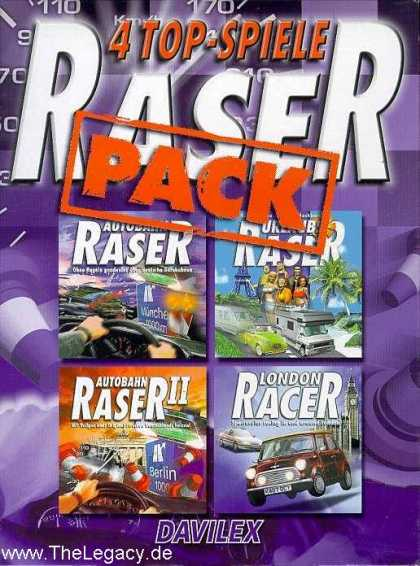 Misc. Games - Raserpack