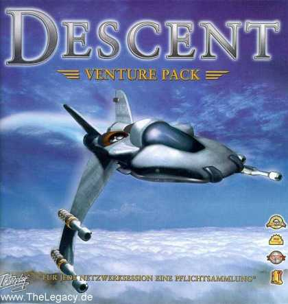 Misc. Games - Descent: Venture Pack