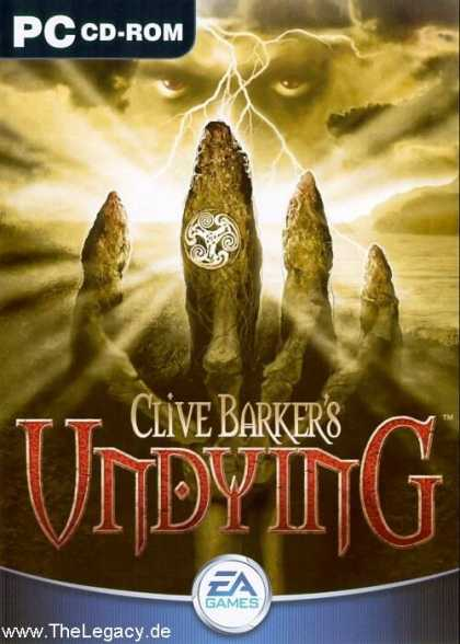 Misc. Games - Clive Barker's Undying