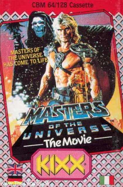 Misc. Games - Masters of the Universe - The Movie