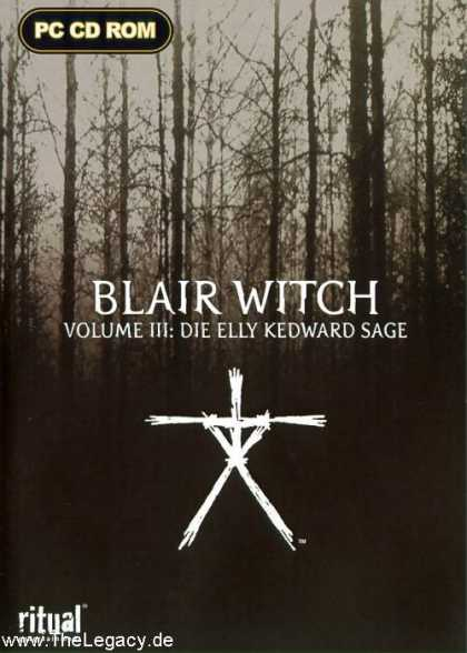 Misc. Games - Blair Witch Volume III: The Elly Kedward Tale