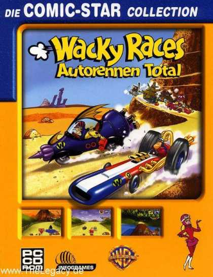 Misc. Games - Wacky Races