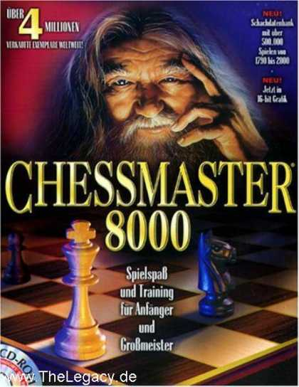 Misc. Games - Chessmaster 8000