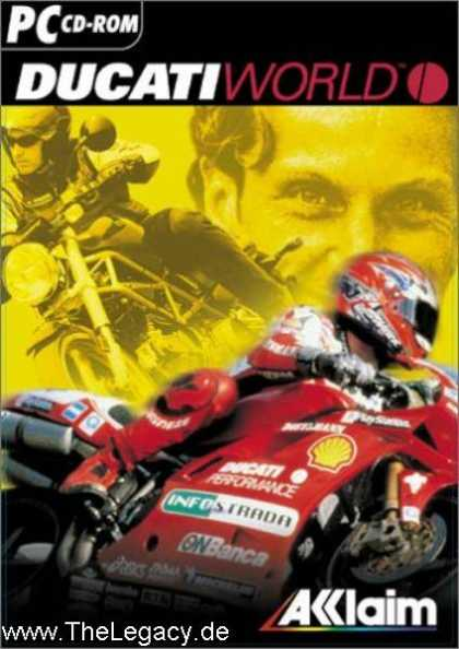 Misc. Games - Ducati World