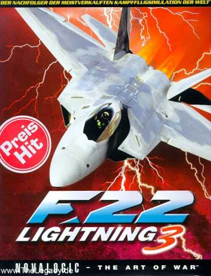Misc. Games - F-22 Lightning 3
