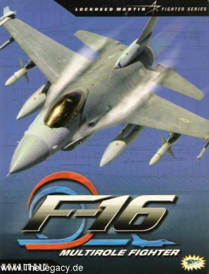 Misc. Games - F-16 Multirole Fighter