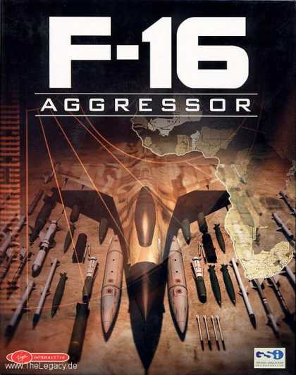 Misc. Games - F-16 Aggressor