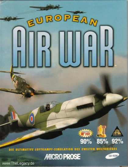 Misc. Games - European Air War